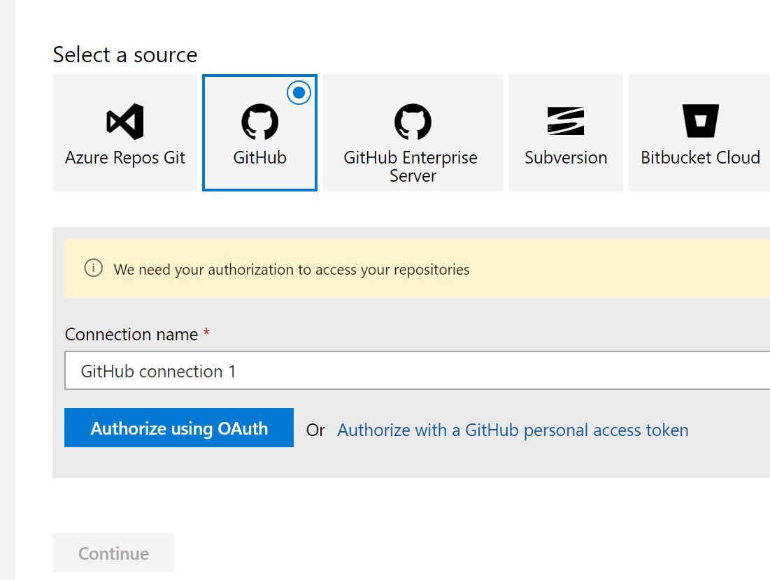 GitHub Selection image